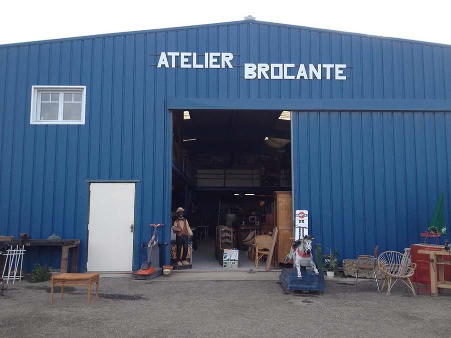 Atelier Brocante Saint Gilles Croix De Vie